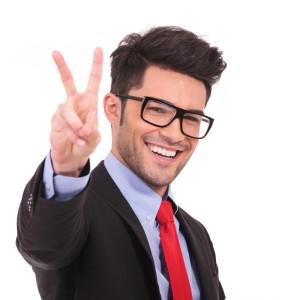 Politician Smiling