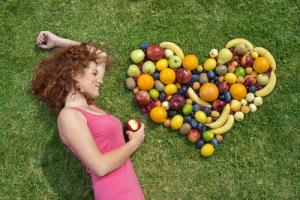 Healthy teeth and diet